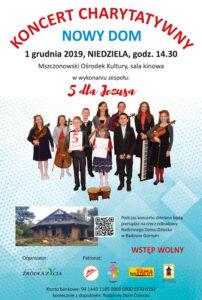 Koncert Nowy Dom